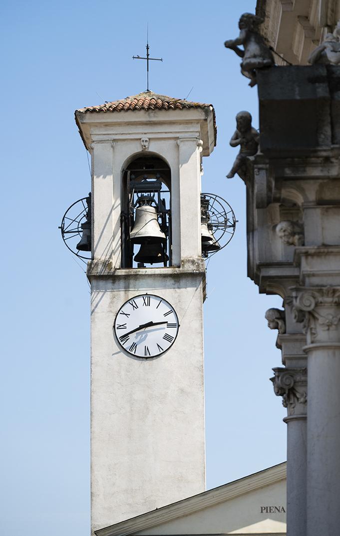 il campanile castegnato