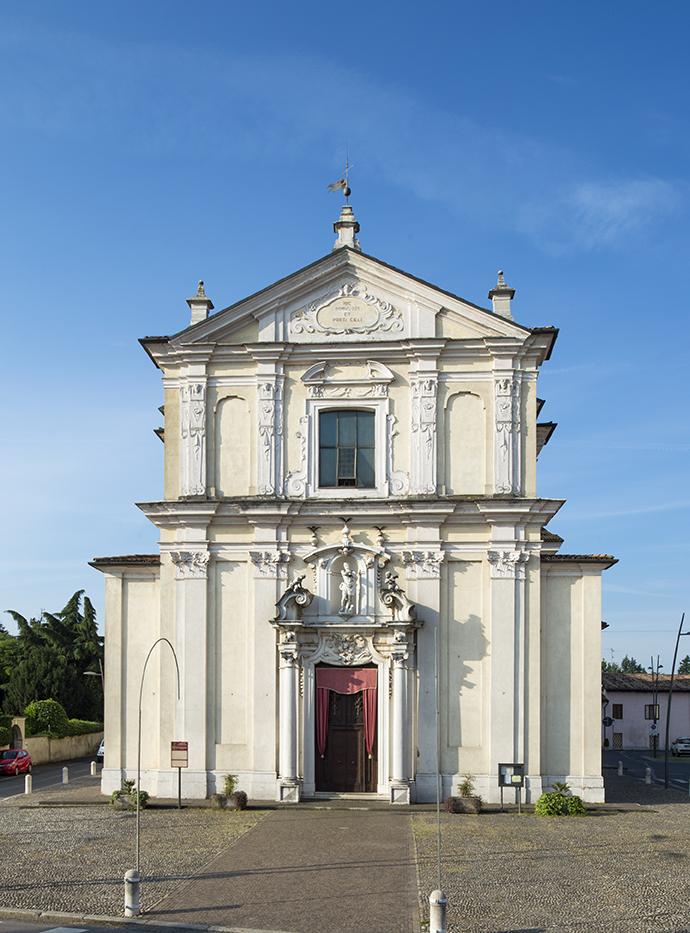 chiesa san giovanni battista castegnato